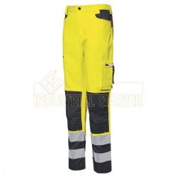 Pantalone alta visibilità Stretch