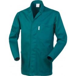 Giacca 100% cotone massaua blu o verde