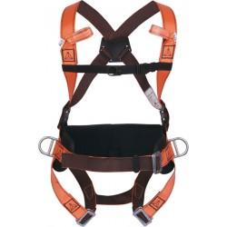 Imbracatura con cintura regolabile 2 punti di ancoraggio eco
