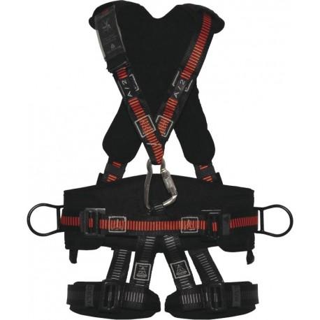 Imbracatura estendibile regolabile 2 punti di ancoraggio con cintura di mantenimento