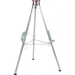 Treppiede telescopico per spazi confinati