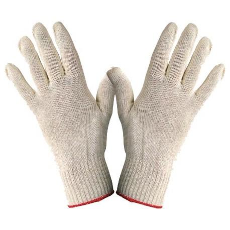 Guanto tessile in cotone