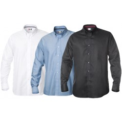 Camicia Oxford uomo