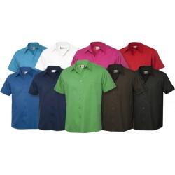 Camicia mezze maniche unisex