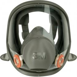 Respiratore a maschera 3M serie 6000