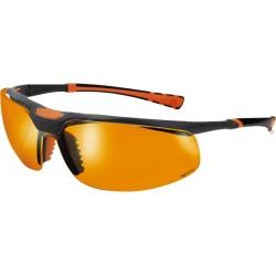 Occhiali di protezione arancione