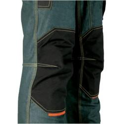 Jeans Platinum button