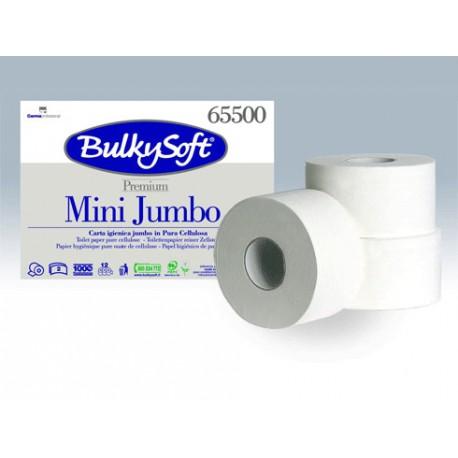 Carta igienica mini jumbo