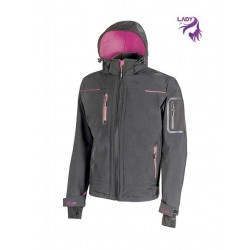 Giacca Donna Softshell Space